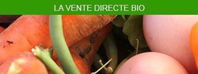 Vente directe de produits bio